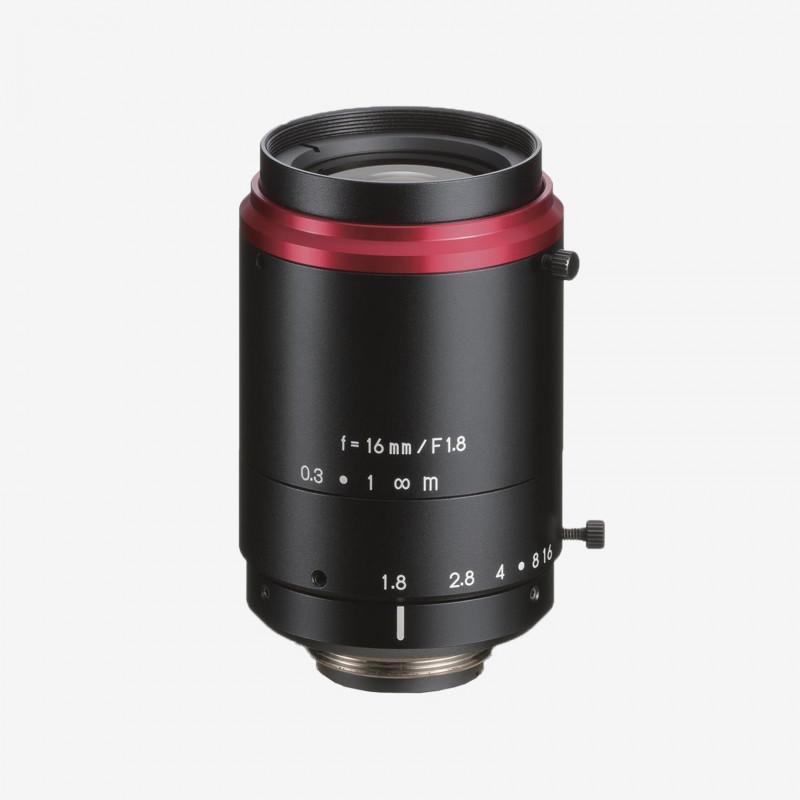 """렌즈, Kowa, LM16FC, 16mm, 1.1"""""""
