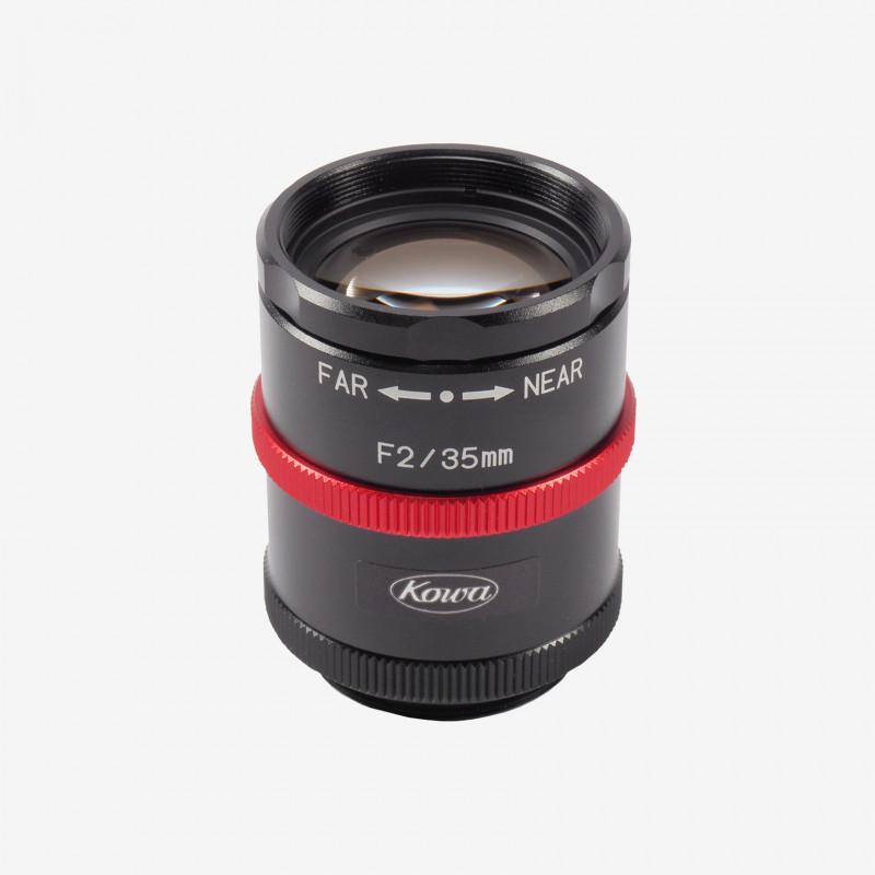 """렌즈, Kowa, LM35JCM-WP, 35mm, 2/3"""""""