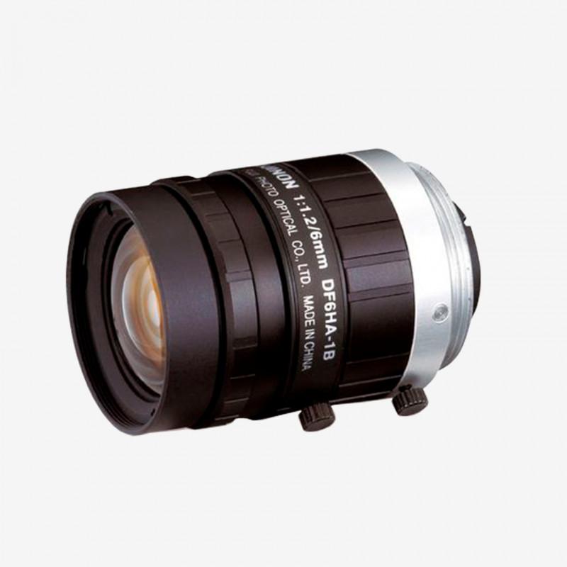 """렌즈, Fujifilm, DF6HA-1S, 6mm, 1/2"""""""
