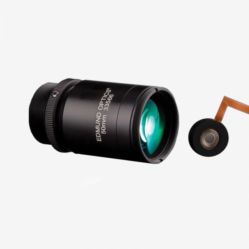 """렌즈, Edmund, TECHSPEC Cx 시리즈, 50mm, 2/3"""""""