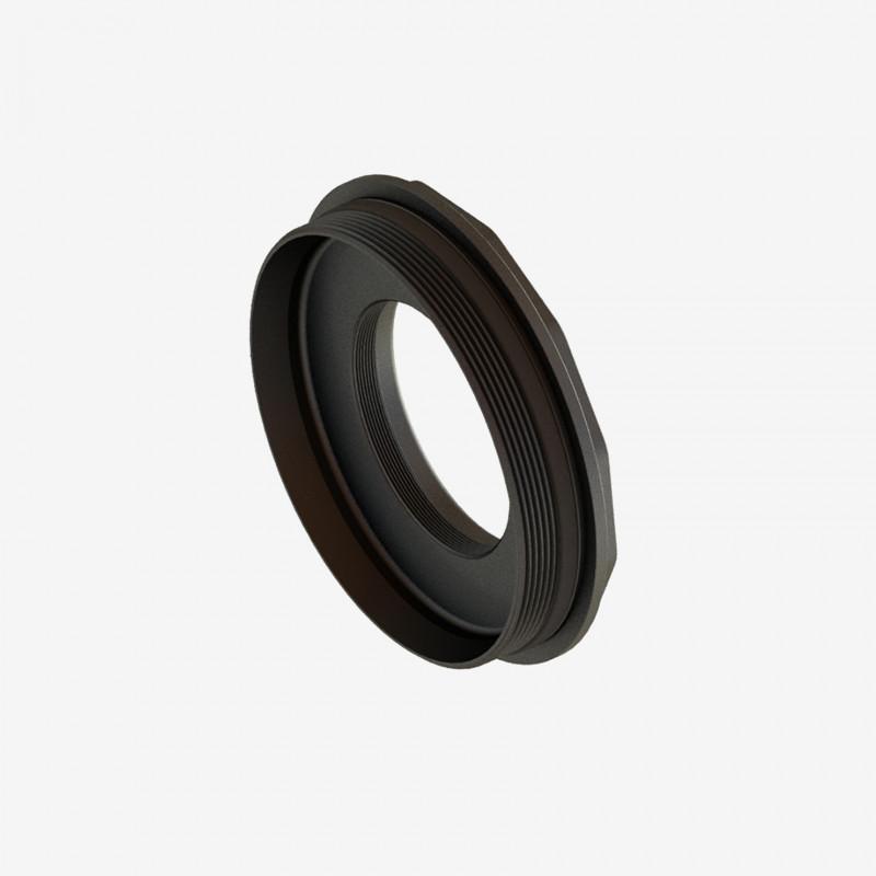 튜브 플랜지, Ø 70 mm, IP65/67