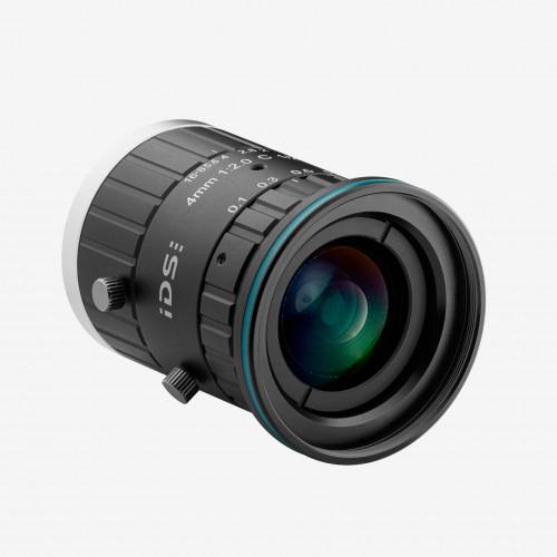 """렌즈, IDS, IDS-5M12-C0420, 4mm, 1/2"""""""