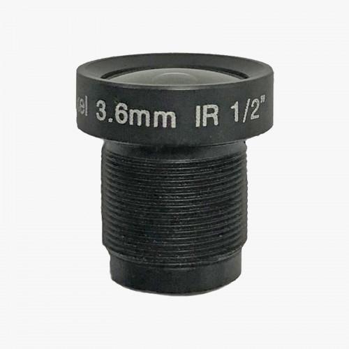 """렌즈, IDS, IDS-3M12-S03620, 3.6mm, 1/2"""""""