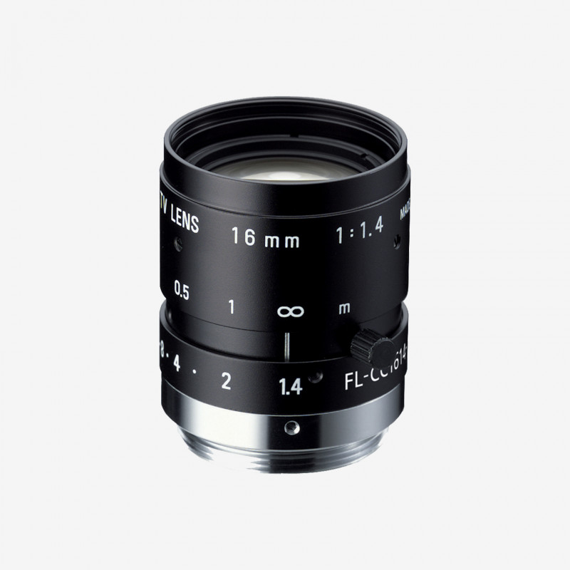 """렌즈, RICOH, FL-CC1614-2M, 16mm, 2/3"""""""