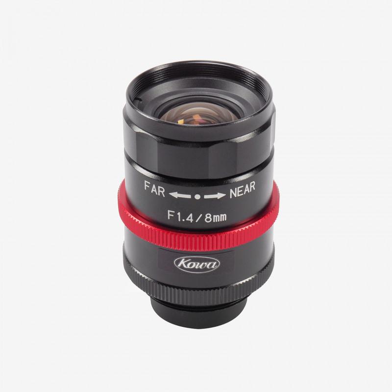 """렌즈, Kowa, LM8JCM-WP, 8mm, 2/3"""""""