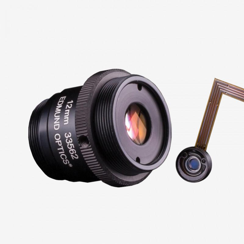 """렌즈, Edmund, TECHSPEC Cx 시리즈, 12mm, 2/3"""""""